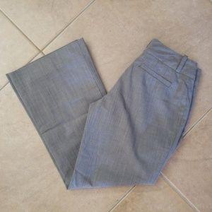 Banana Republic Grey Jackson Fit Petite Slacks